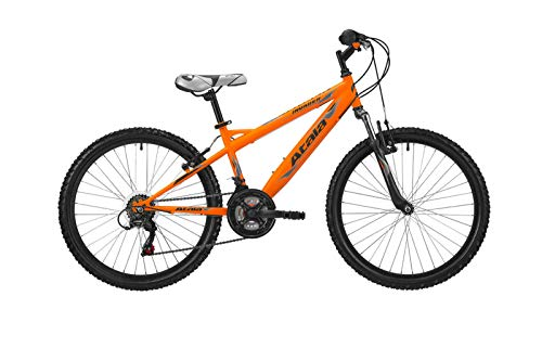 Atala Bici Mountain Bike MTB Bimbo Invader Ruota 24' 18V Colore Arancio 2019