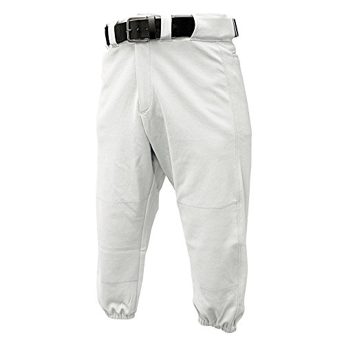 Franklin Sports Classic Fit Deluxe Youth Baseball Pants, Small, White
