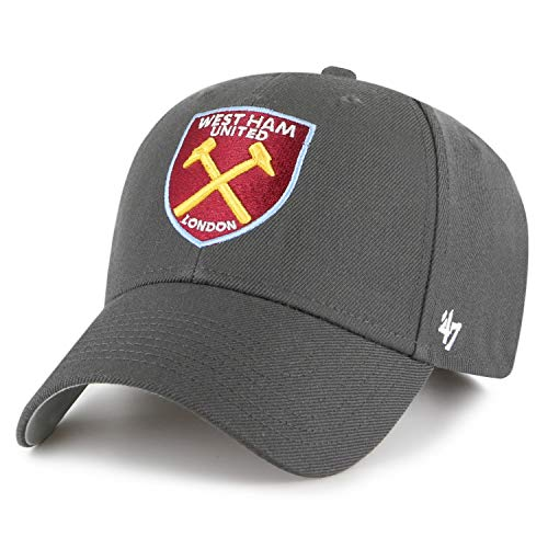 '47 Brand Relaxed Fit Cap - MVP West Ham United Charcoal