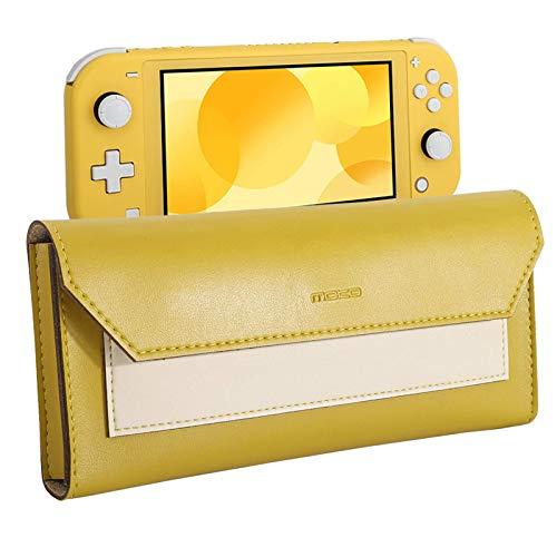 MoKo Funda de Transporte Compatible con Nintendo Switch Lite, Bolsa de Almacenamiento...