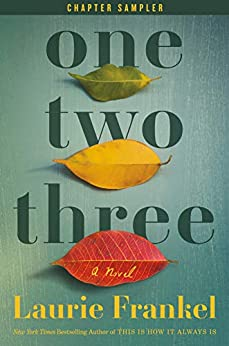 One Two Three: Chapter Sampler by [Laurie Frankel]