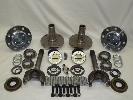 Sale!! EMS Offroad HC-12D-SRW Hub Conversion Kit for 2012-2015 Dodge 2500/3500, SRW