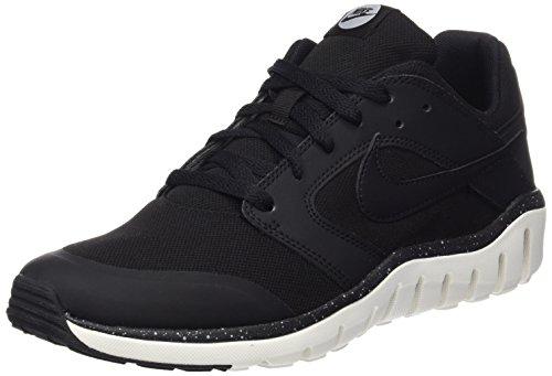 Nike Herren Flex Raid Laufschuhe, Schwarz (Black/Black-Sail-Wolf Grey), 40 EU