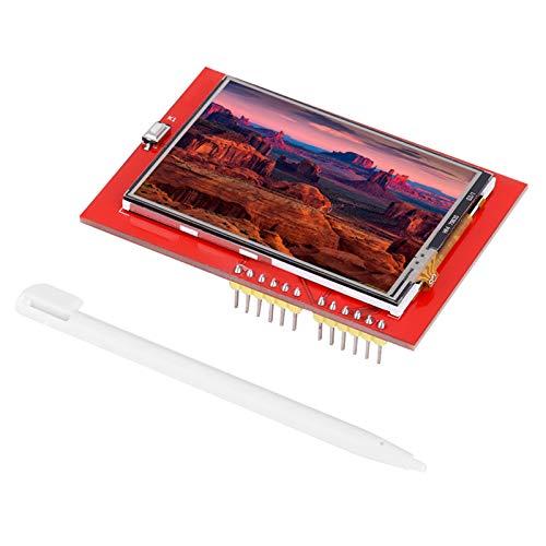 Nicoone 3 3 V 2 4 Zoll TFT LCD Display Modul Farbe Bildschirm Touch Panel Modul mit PCB ILI9341 240X320 Pixel