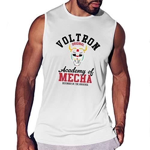 Voltron Academie van Mecha mannen glad sportvest