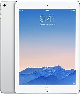 Apple iPad Air 2 32GB 4G - Plata - Desbloqueado (Reacondicionado)