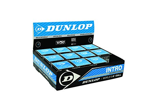 Dunlop Intro初心者Squash ball-dozen