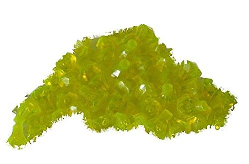 LEGO HARRY POTTER - 50 Diamanten Smaragd Schatz Diamant neongrün - Ritter Piraten Harry Potter