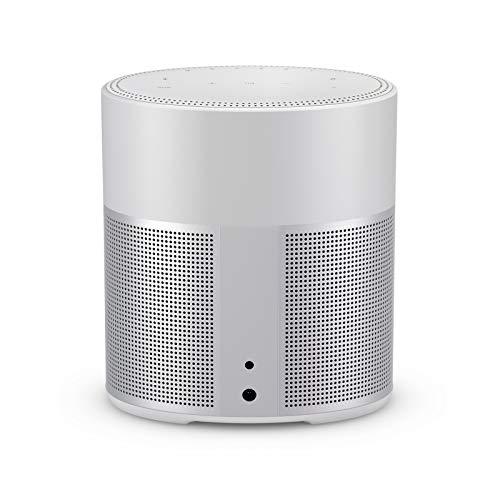 Bose Home Speaker 300 mit integrierter Amazon Alexa-Sprachsteuerung, silber - 3