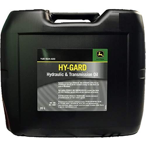 20 Liter John Deere Hy-Gard Hydraulik- u. Getriebeöl (UTTO)