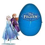LIBROLANDIA Uovo di Pasqua in Plastica Tematico Bambine (Frozen)