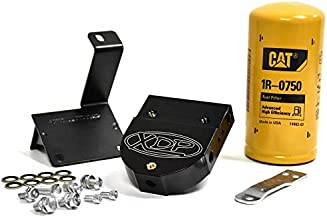 XDP Cat Filter Adapter XD232 Compatible with 2004.5-2007 Dodge Ram 5.9L Cummins Diesel