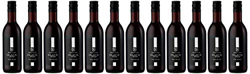 McGuigan Black Label Shiraz, 18.7 cl (Case of 12)