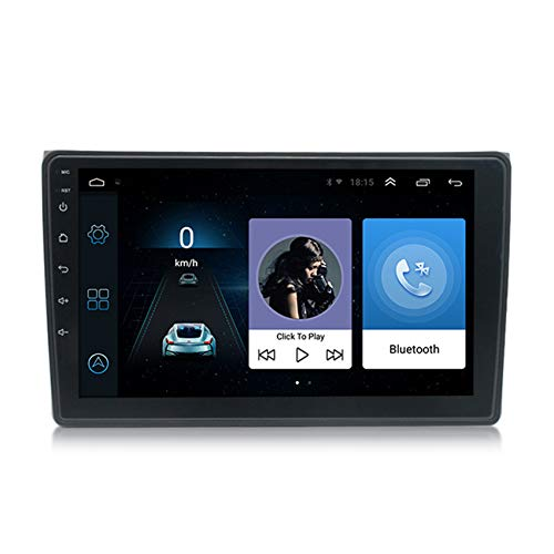Radio Coche Android 10 HD Pantalla táctil capacitiva para Audi A3 Navegación GPS incorporada Autoradio Soporte Bluetooth FM Am Manos Libres Bluetooth DSP,WiFi,1+32G