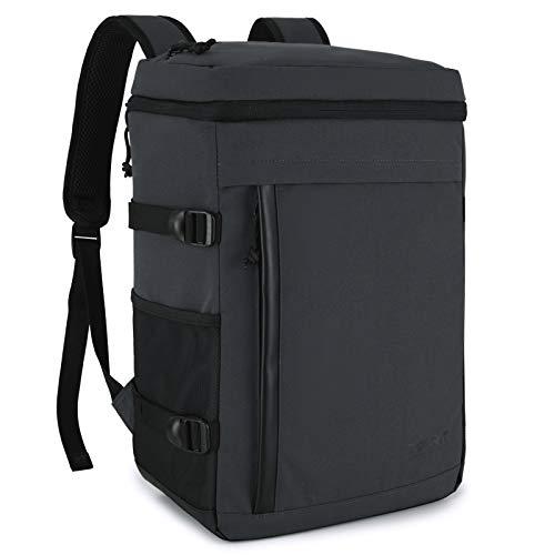 TOURIT Kühlrucksack 32 Dosen Grosse Kapazität Kühltasche Isolierter Rucksack für Männer Frauen zum Picknick, Wandern, Camping, Angeln oder Arbeit