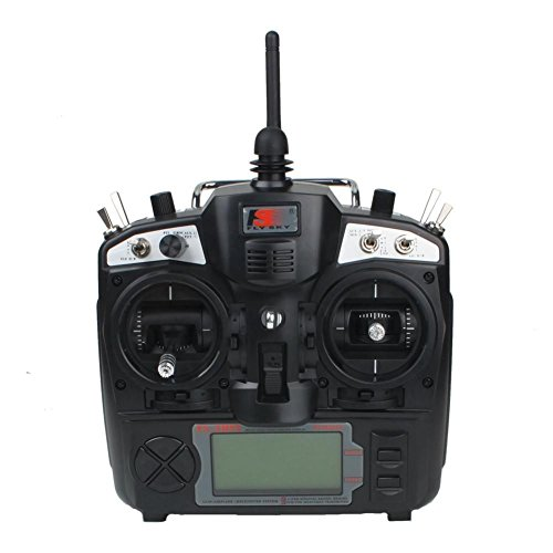 FlySky FS-TH9X-B 2.4G 9Channel Transmitter Radio With Receiver