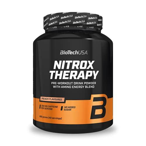 BioTech USA IAF00063128 Nitrox Therapy, 680 g, Pesca