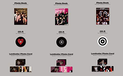 Kakao M The Boyz - Chase (5th Mini Album) Album+Folded Poster+Extra Photocards Set (Stealer ver.) |