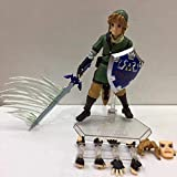 MNZBZ Figura de acción The Legend of Zelda Sky Sword Link Figura de acción PVC Figura de acción Jugu...
