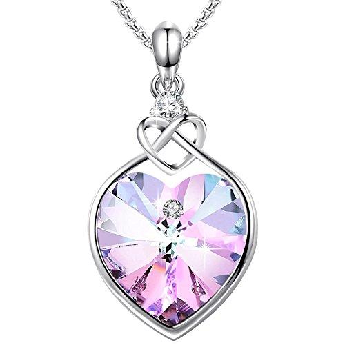 Crystals Pendant Necklace