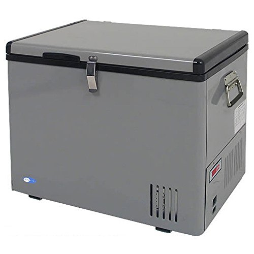 Whynter FM-45G 45 Quart Portable Fridge/Freezers, Platinum