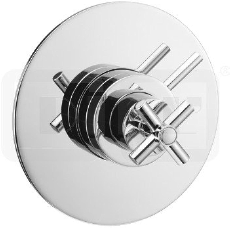 DIBL extra Thermostat-Brausebatterie 3 4 Zoll zur Unterputzmontage