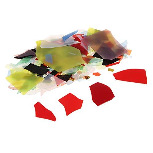 dailymall Premium 28g Schmelzglas Konfetti, Bestens Geeignet Für Glasscheiben, Stäbe Und Dichroitische Materialien, Für Die Verwendung In Mikrowellenöfen, Für D