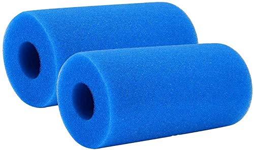 Cartucho de filtro de esponja para piscina Intex tipo A, cartucho de...