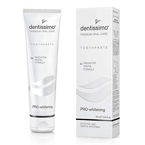 Dentissimo Toothpaste PRO-whitening