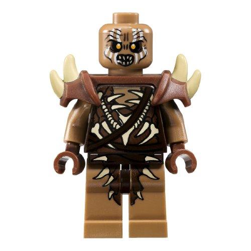 LEGO Herr der Ringe / Der Hobbit: Gundabad Ork mit Stachelschultern (lor089)
