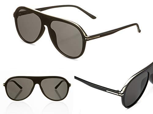 Aviator Sunglasses for Women & Men Polarized UV 400 Protection Lightweight Trendy