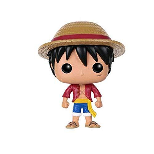 Funko - Pop One Piece Figure Monkey.D.Luffy Portgas D.Ace Trafalgar.Law Collezione Tony Chopper Action Toy per Bambini Regalo di Natale-OPP-98
