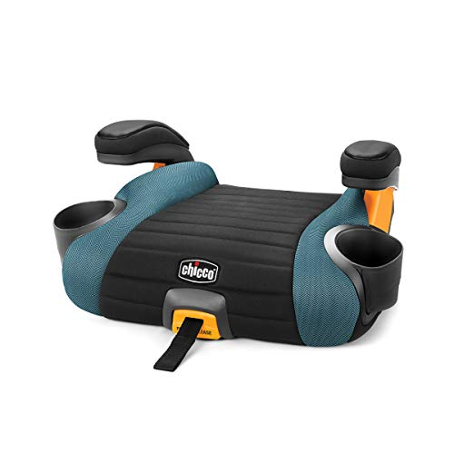 Lowest Prices! Chicco GoFit Plus Backless Booster Car Seat - Stream