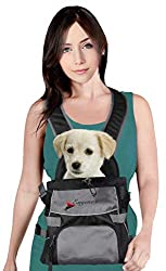 Eugene's Pet Paradise Backpack for Carrying Dogs