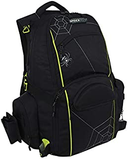 Spiderwire Fishing Tackle Backpack W/ 3 Medium Utility...