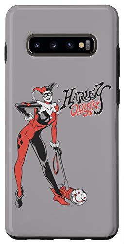 41y6GbpDFLL Harley Quinn Phone Case Galaxy s10 plus