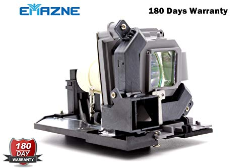 Emazne NP28LP Projector Replacement Compatible Lamp with Housing for NEC NP-M322W NEC M302W M302WS M302X M302XS M303WS M322WS M322X M322XS M323W M323X M332X NP-M302W NP-M302WS NP-M302WSJD NP-M322XS