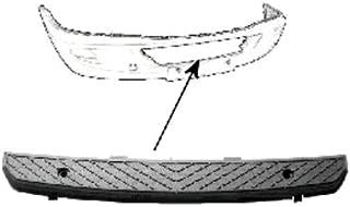 Van Wezel 640583 embellecedor protector para parachoques