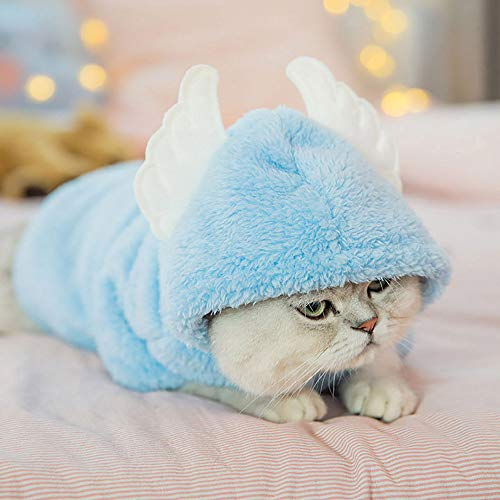 SDSYW kat kleding herfst en winter kleding grappige schattige transformeren warme halloween aankleden kostuums
