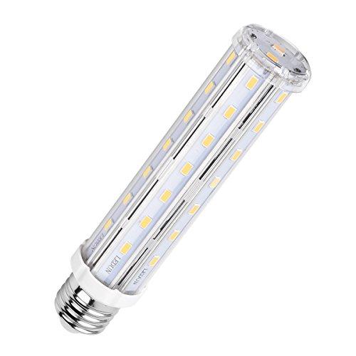 MHtech 15W E27 Ampoule LED Lampe Maïs 1500 Lumen Équivalent 120W Lampe Incandescent 44 x SMD5730 Angle de Faisceau 360°Eclairage Blanc Froid 6000K Lampe LED E27 (15W Blanc Froid)