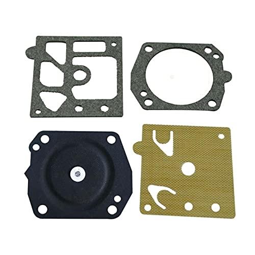 El Kit de reparación/reconstrucción del carburad Kit de reparación de carburador D22-HDA para ST- TIHL MS270 MS280 MS290 MS341 361 MS390 MS390 HUSQV Arna Blower PRUERER WALBRO HD Carboh Rebuild Junt