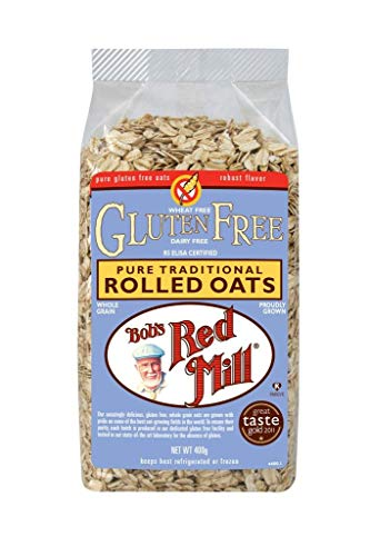 Bob's Red Mill - Rolled Oats - 400g (Épicerie)