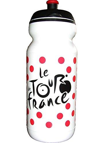 TOUR de France Cyclisme Trinkflasche 600ml, Aufschrift: