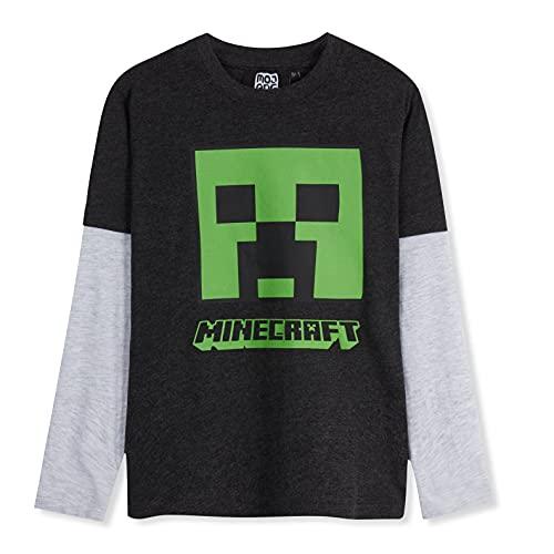 Minecraft Camiseta Niño, Camisetas...