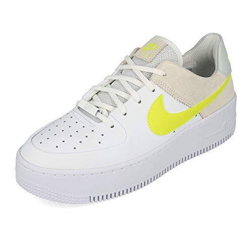 Nike WMNS Air Force 1 Sage Low White Lemon Venom 40
