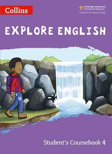 Collins Explore English – Explore English Student's Coursebook: Stage 4 ebook: 1...