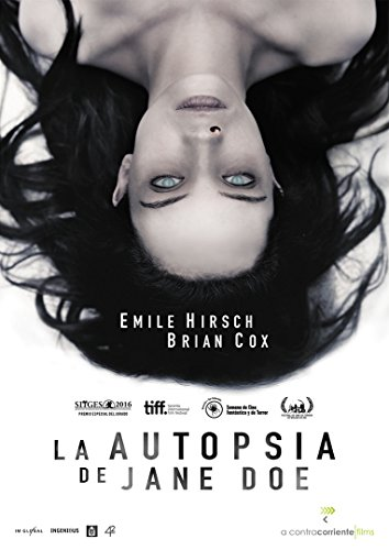 La autopsia de Jane Doe [DVD]