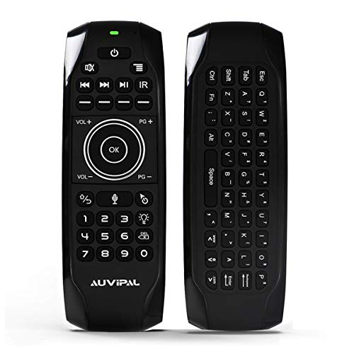 AuviPal G9 Pro Backlit 2.4GHz Wireless Air Mouse Remote Only $13.19 (Retail $21.99)