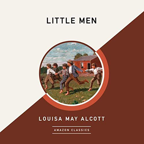 Couverture de Little Men (AmazonClassics Edition)