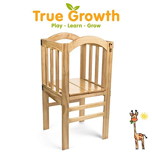 True Growth - True Tot Tower - Kids or Toddler Step Stool...